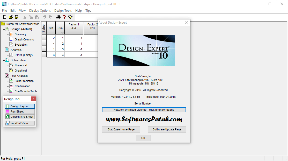 Design Expert Download Plusfail